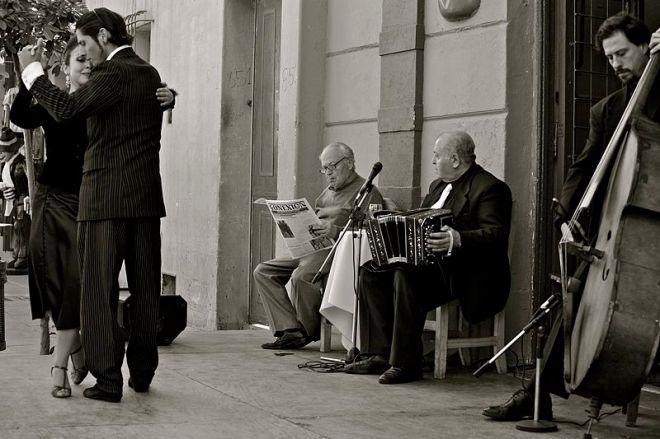 The Lovers Tango