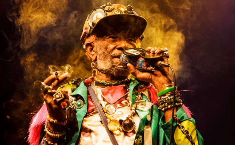 Lee 'Scratch' Perry(1936-2021)