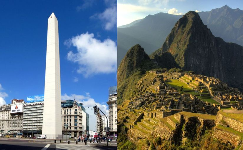 Argentina y Perú, firmes candidatos a salir de 'listaroja'